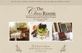 Click to visit The Class Room Restaurant